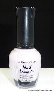 Kleancolor Sheer Pastel Grey