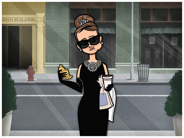 Clássicos do Cinema por Justin White - Breakfast at Tiffany's - Blake Edwards
