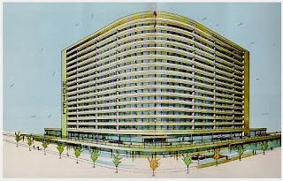 Parkhotel design 1969