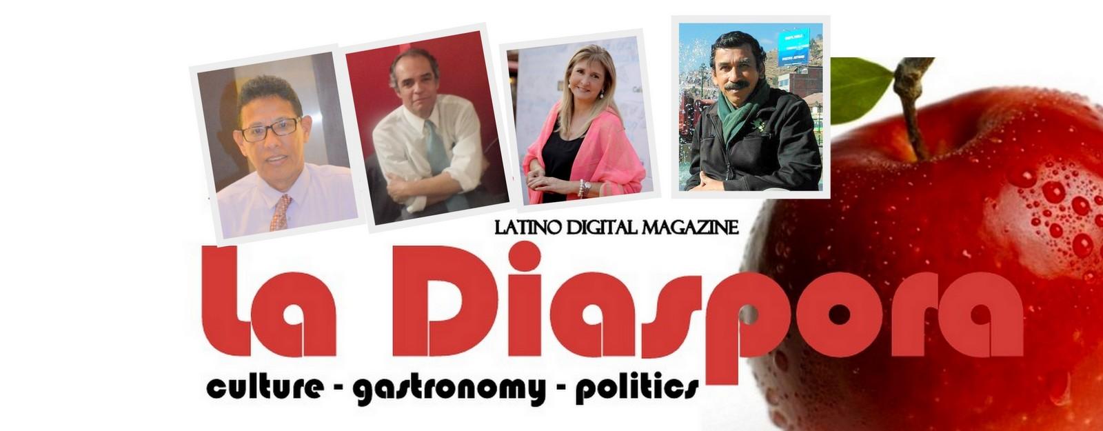 La Diaspora - Latino Digital Magazine: Actualidad-Analisis e Informacion Digital