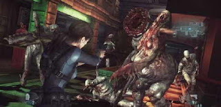 Download Game Resident Evil :Relevations