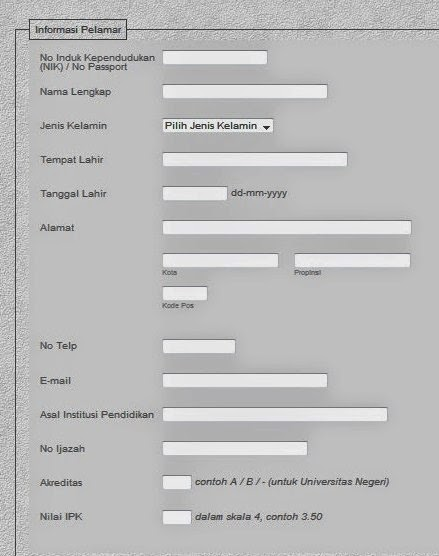 Cara Melakukan Pendaftaran CPNS/ASN Online