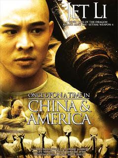 Hoàng Phi Hồng Phần 6 Lý Liên Kiệt Once Upon A Time In China And America