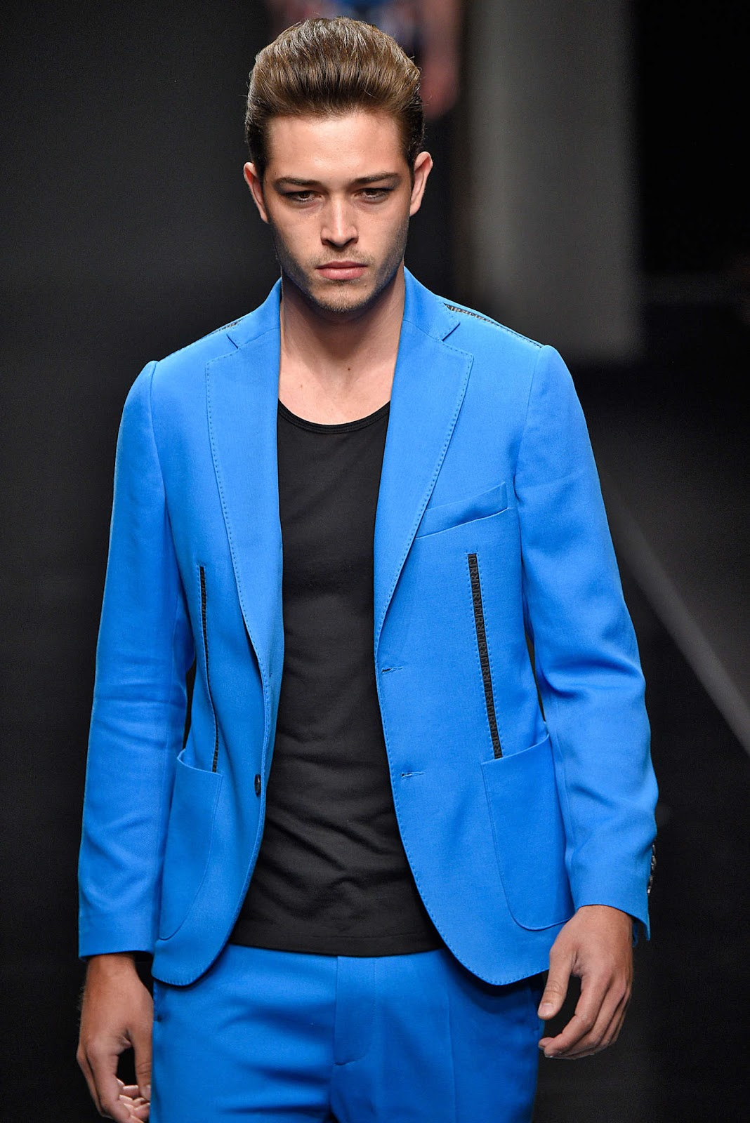 Male Model Otaku: Francisco Lachowski: Spring/Summer 2016 ...