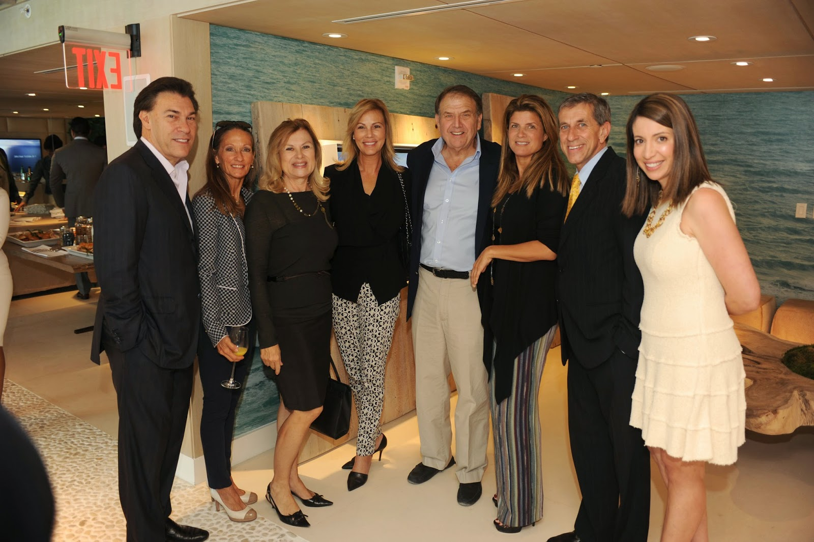 Richard LeFrak & Edgardo Defortuna celebrate sales success at '1 Hotel & Homes South Beach'