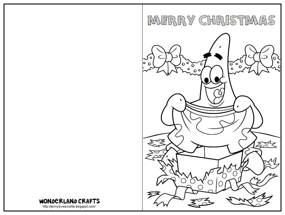 ... free kids christmas cards free christmas card template printable