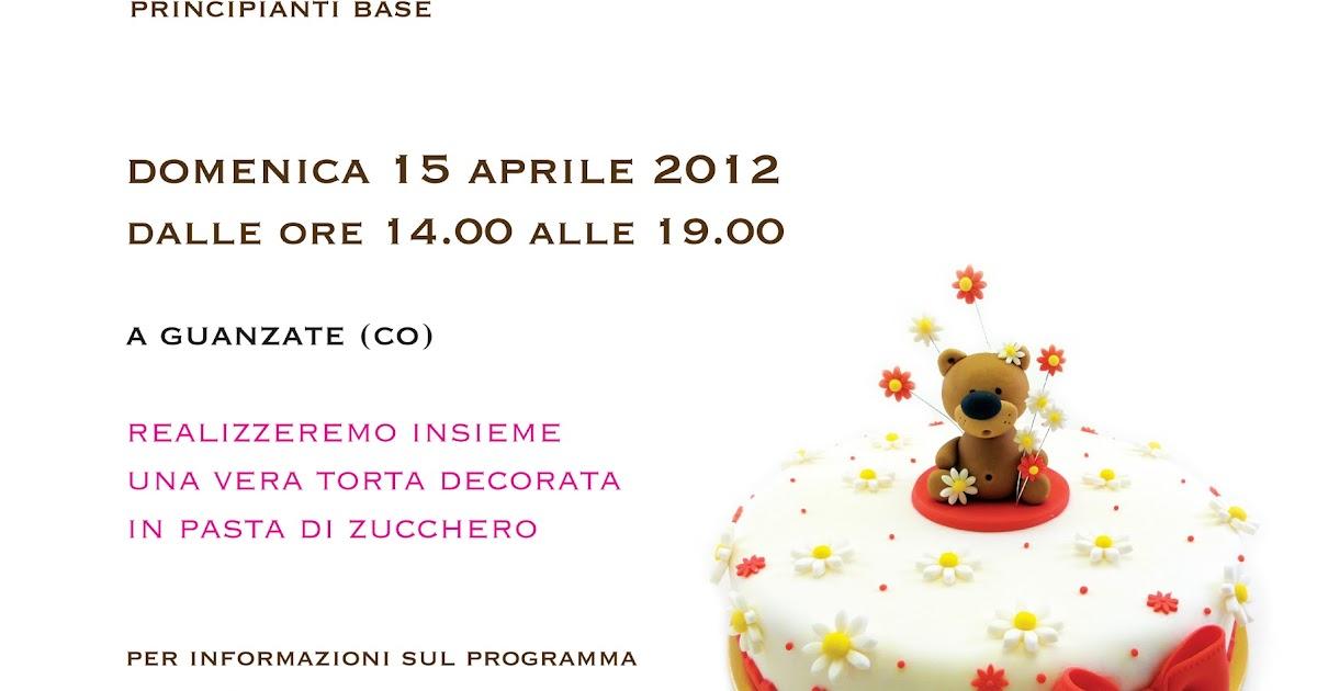 Corso di Cake design Polvere di Zucchero:cake design e ...