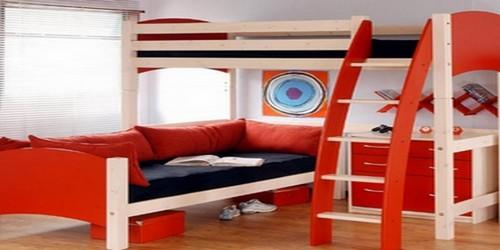 how to design Decoração 2013 Sofá-cama e beliche