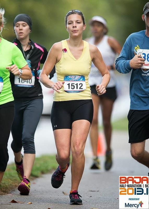 BAJA Half Marathon