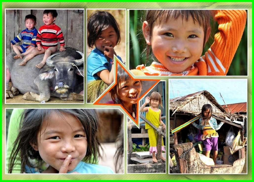 Cambodge, Laos, Vietnam - Ouest Américain
