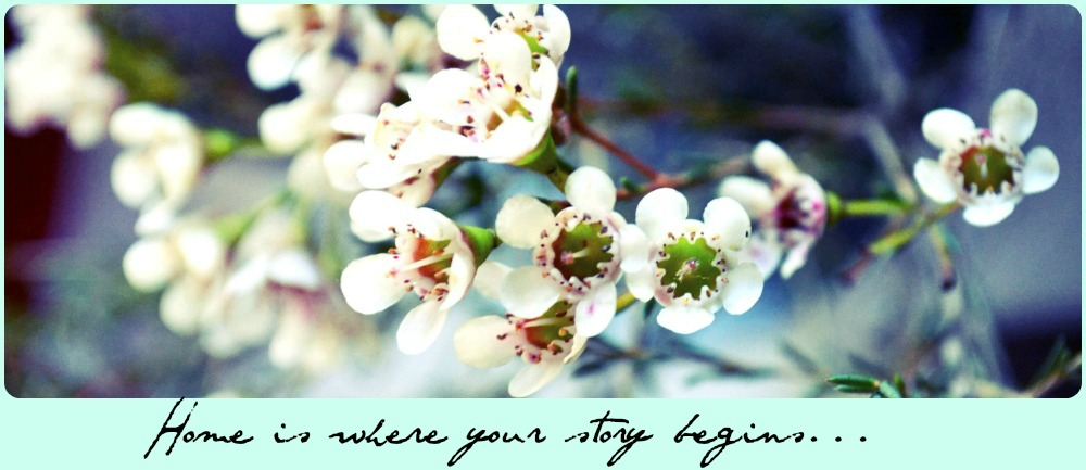 Home is where your story begins...