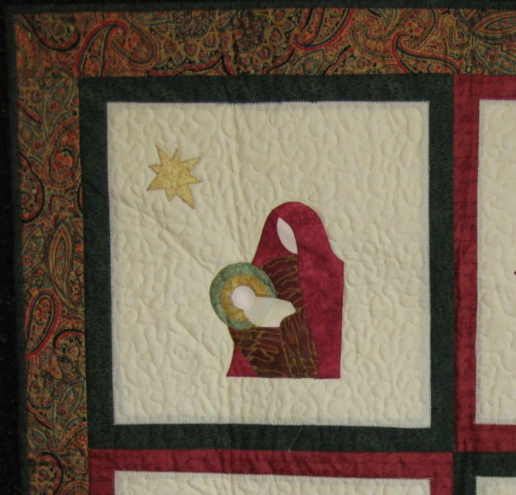 quilt a new christmas book