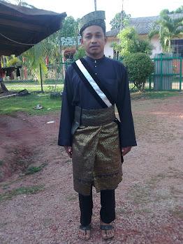 Timbalan Pengerusi Pertubuhan Silat Seni Gayong Malaysia Daerah Kuala Muda Tuan Guru Mohd Radzi