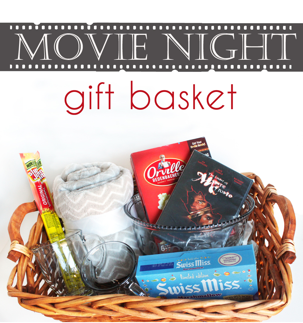 Gift Basket Ideas For Couples For Christmas: Date night gift basket ...