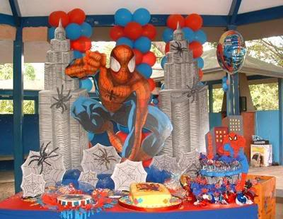 The Amazing Spiderman Party Supplies
