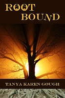 Root Bound by Tanya Karen Gough, Cover Image