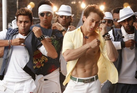 Music Video of Whistle Baja from Heropanti