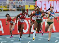 Equipe feminina do 4x100 m