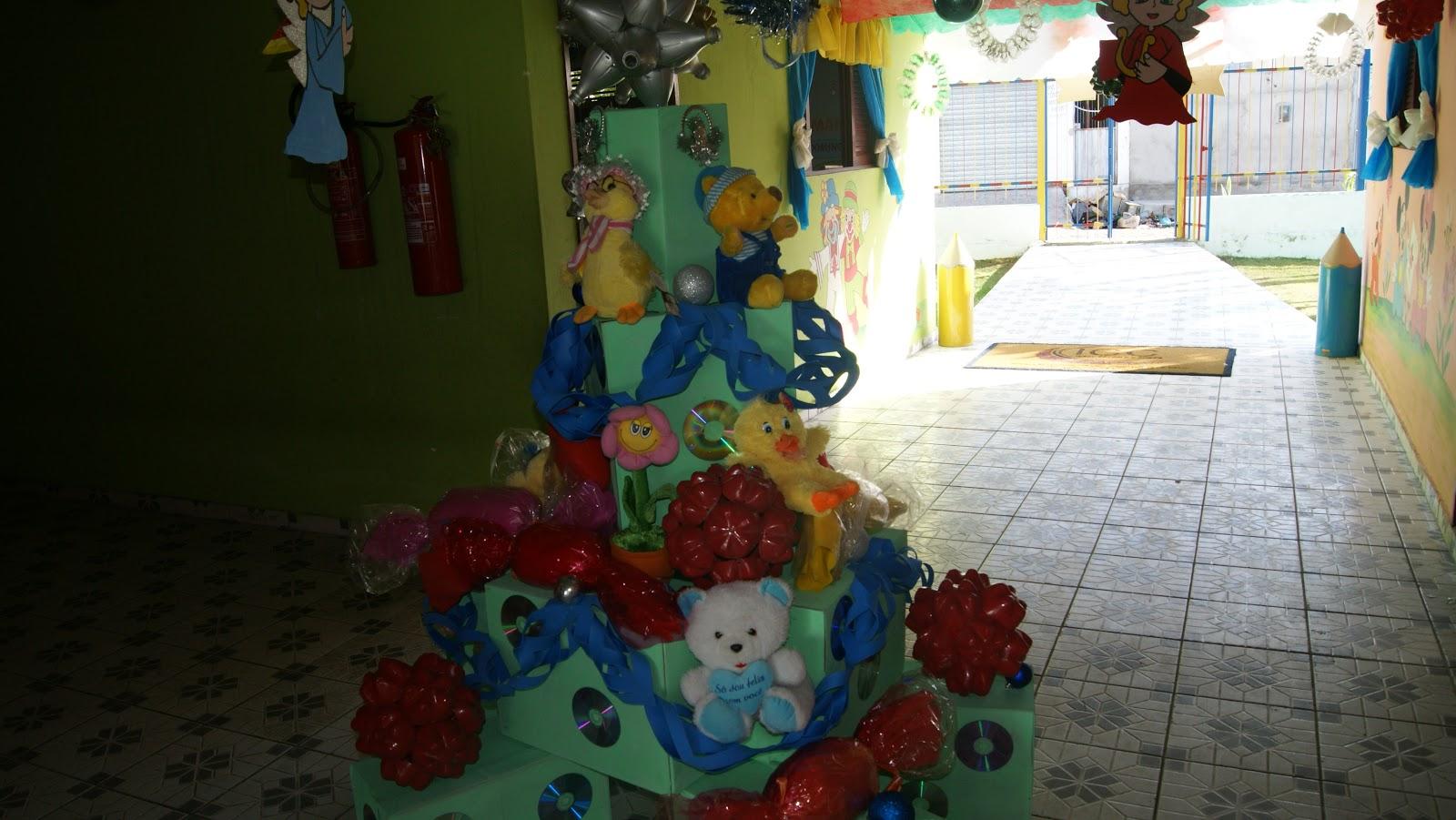 Ideal Colégio e Curso Decoração Natalina Educação Infantil -> Decoracao Banheiro Educacao Infantil