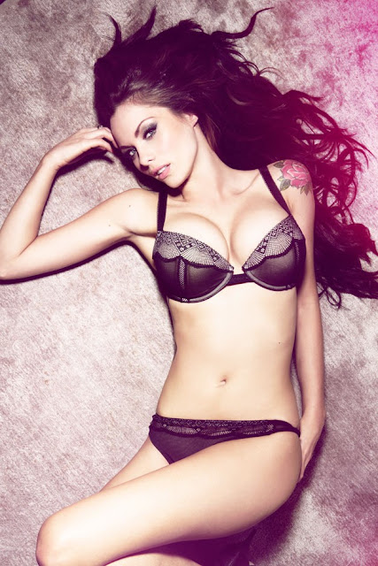 English Actress Jessica Jane Clement