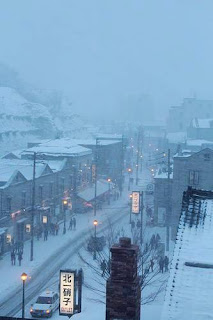 Otaru Hokkaido, Japan (Best Honeymoon Destinations In Asia) 3