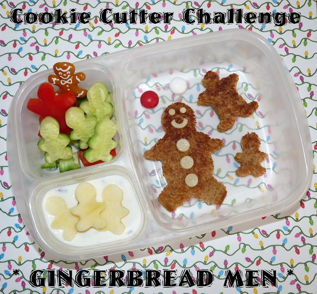 gingerbread bento easylunchboxes
