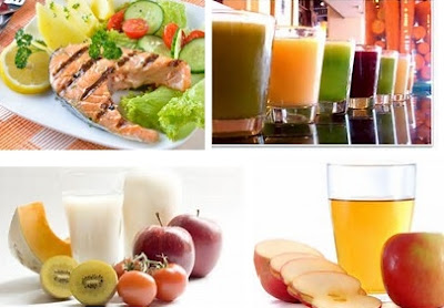minuman sehat untuk diet