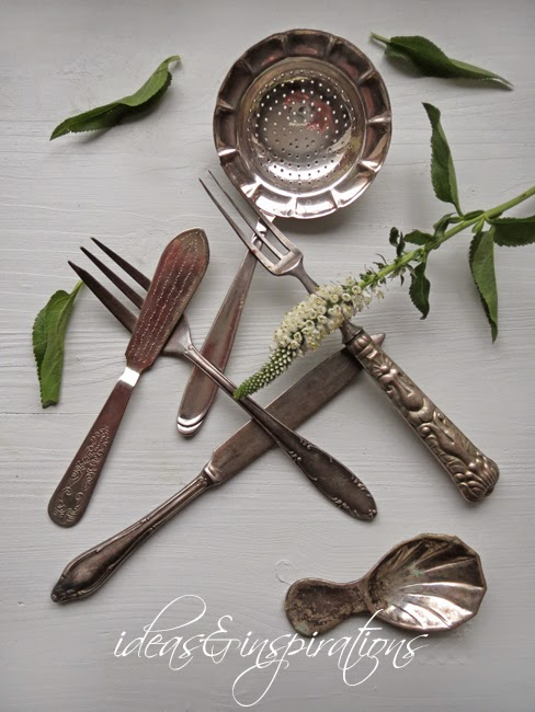 Ideas and inspirations altes besteck old cutlery for Besteck eindecken