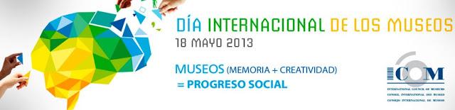 Día Internacional de los Museos 2013 en los recintos del INAH