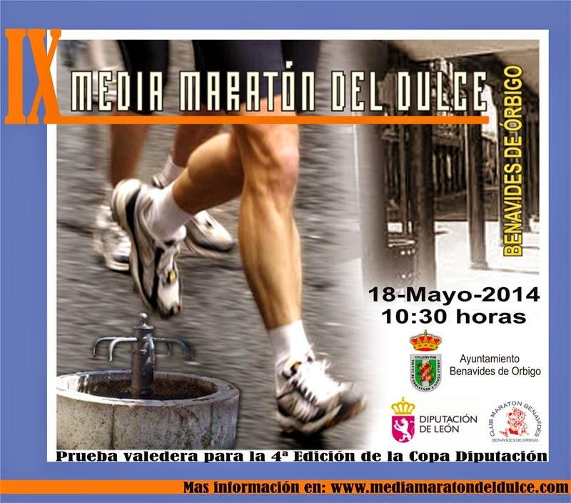 Media Maraton Dulce