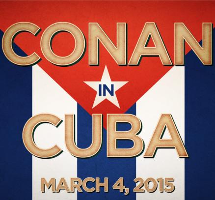 Ver Conan In Cuba (2015) Online