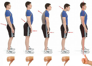 Malas posturas que causan dolor en la Espalda