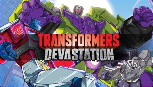 Transformers Devastation Crack