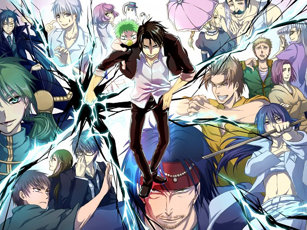 It Started Airing On January 9 2011 Japan This Anime Centered Oga Tatsumi A Delinquent Known To Be Demon Like Knows Nothing Of His