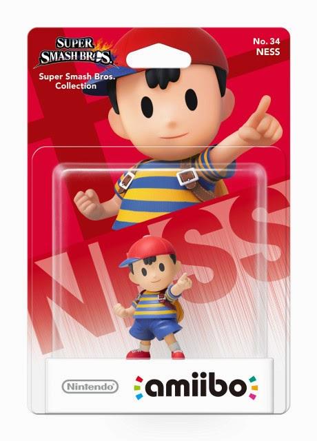 JUGUETES - NINTENDO Amiibo - 34 : FiguraNess (24 Abril 2015) | Videojuegos | Muñeco | Super Smash Bros Collection Plataforma : Wii U & Nintendo 3DS