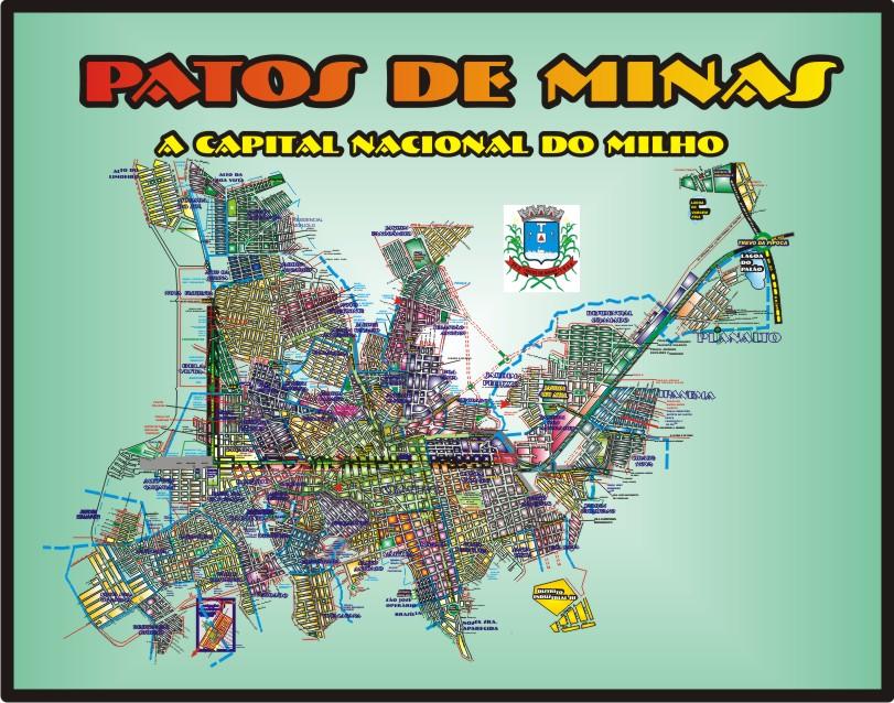 Planta Oficial de Patos de Minas