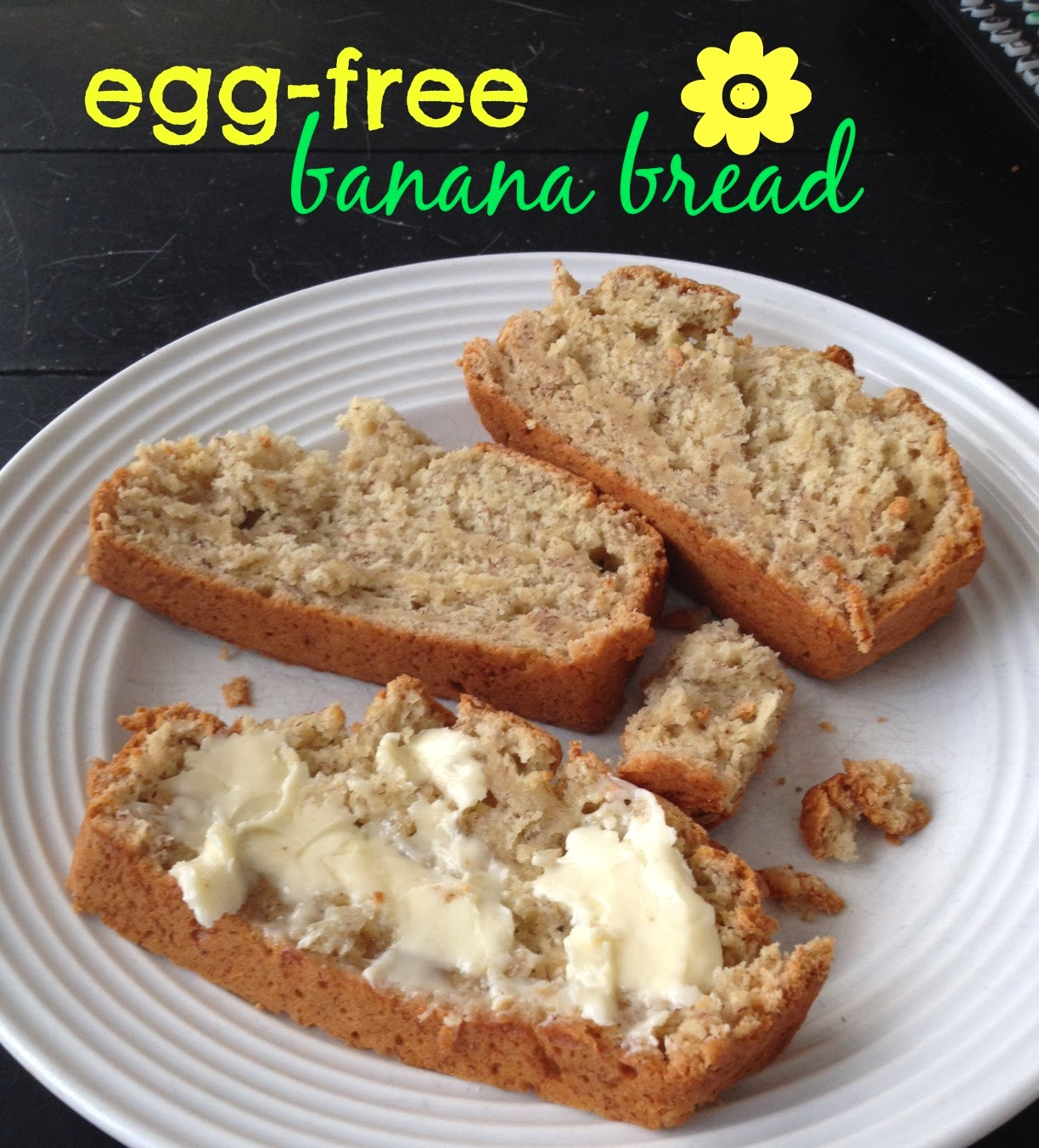 Recipe egg free banana bread the food hussy forumfinder Gallery