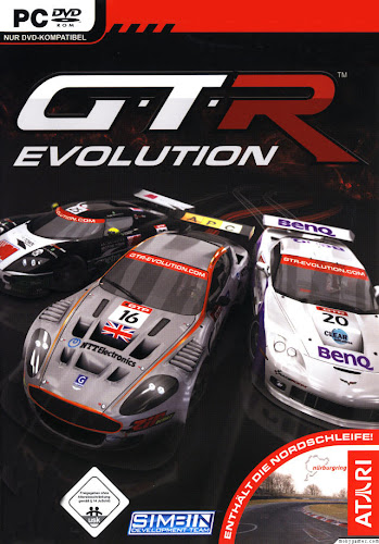 GTR Evolution PC Full Español
