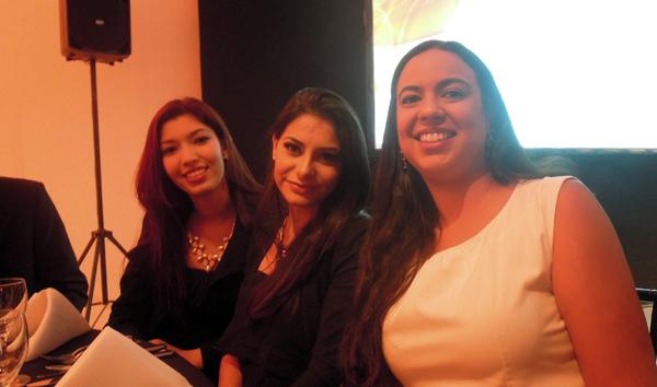 Clube das Blogueiras - Mayara Foscolo (Eccentric Beauty) e Gláucia Macedo (Prosa de Moça) - jantar 5 sentidos natura