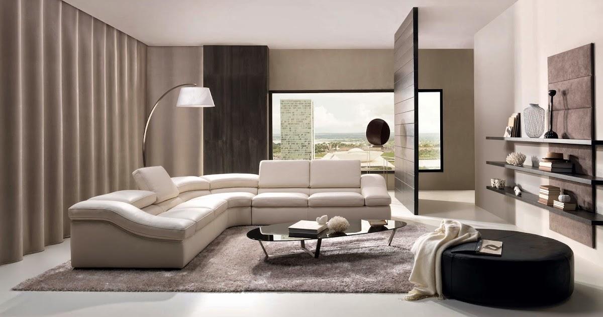 paduan warna cat ruang keluarga rumah minimalis