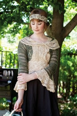 Jane Austen Knitting Patterns : The Knitting Needle and the Damage Done: Jane Austen Knits 2013: A Review