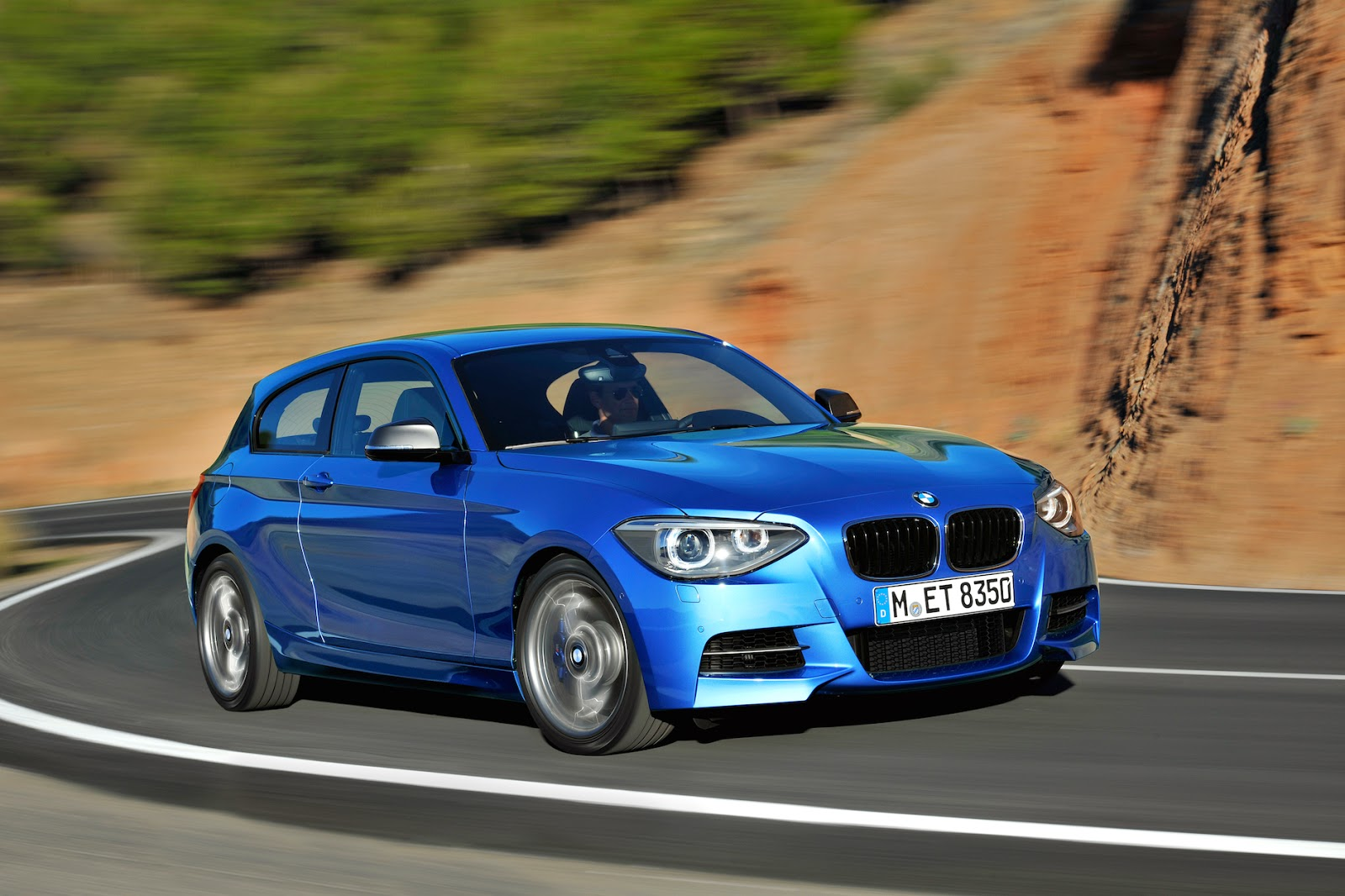BMW M135i - 3 door hatchback