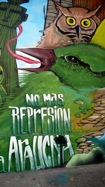 street art in santiago de chile barrio yungay arte callejero