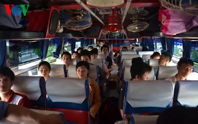 Lao động Việt bị lừa sang Thái Lan đã về nước