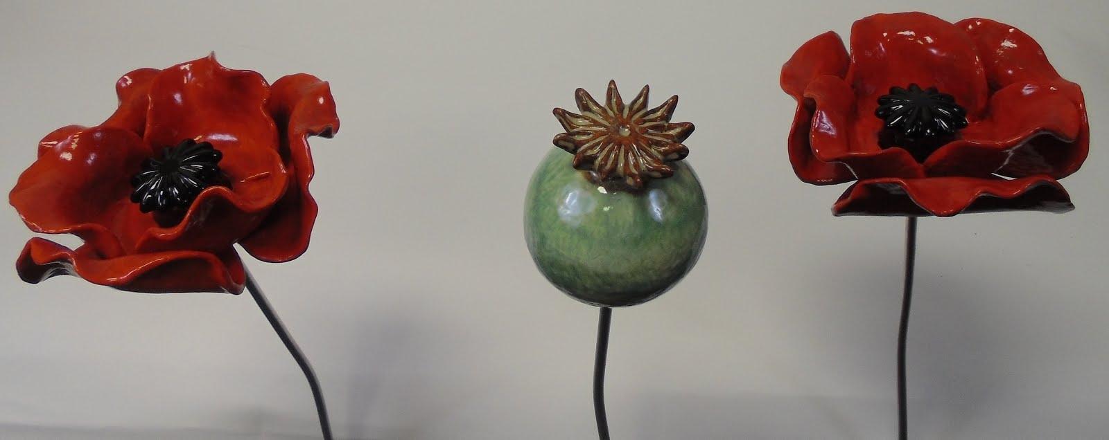 Poppy with Pod