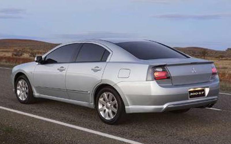 Automotive Database: Mitsubishi 380