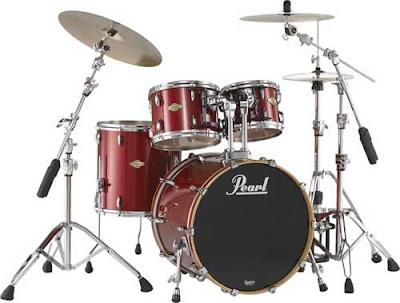 Барабанная установка Pearl Masters Custom