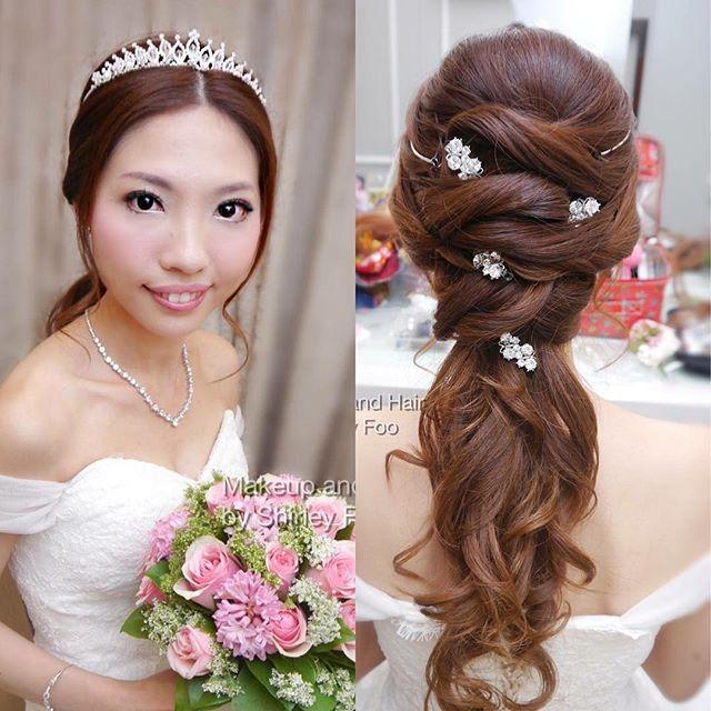 Flawless bridal hairstyles by andersen makeup hong kong junglespirit Images
