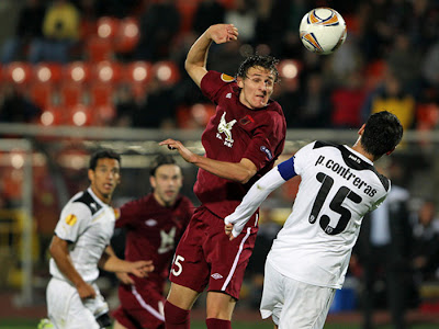 Rubin Kazan 2 - 2 PAOK (1)