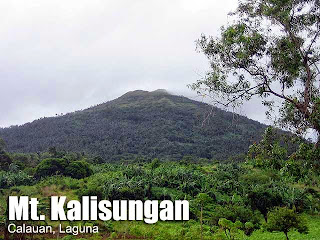 Mt. Kalisungan (October 18 and 19, 2014)